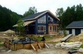 строительство дома из клееного бруса екатеринбург
